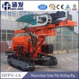 Hfpv-1um parafuso de giro hidráulico completo Driver de pilha