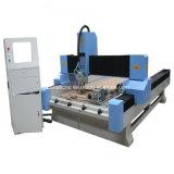 販売のための頑丈なマルチ機能石CNCのルーター4の軸線