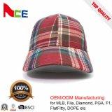 OEM広州の帽子の工場熱い販売のブランク6のパネルのお父さんの帽子