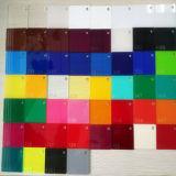 Hoja de acrílico coloreada venta al por mayor de la fuente