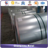 Горячий DIP гальванизировал стальную катушку для Corrugated листа толя (CZ-G01)