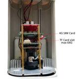 da rede sem fio do cartão de 2MP HD câmeras video do CCTV da segurança do IP 3G/4G SIM com a pilhas