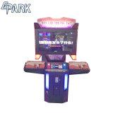 Het Muntstuk van de arcade stelt het Ontspruiten het Achtervolgde Museum van het Spel Machine in werking