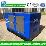 Stil/Open die Type Generartor door Yto de Reserve van de Dieselmotor 70kVA wordt aangedreven