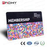 Programmeerbare en Leesbare Slimme Kaart RFID voor het Beheer van het Lidmaatschap