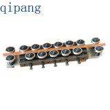 Máquina de dobra acrílica automática usada hidráulica da máquina de dobra da placa