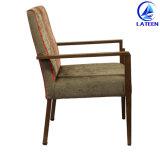 家具のアルミニウム金属木を食事する生産は椅子を好む