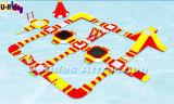 FWPK--006 giochi di galleggiamento gonfiabili della sosta dell'acqua per gli adulti