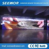 Grand angle de visualisation P5mm Affichage LED de location de l'écran de plein air pour l'étape et de la publicité