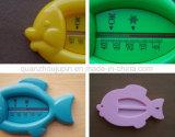 Thermomètre en plastique de pièce de l'eau de dessin animé d'OEM