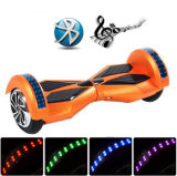 착색된 빛 스쿠터 Bluetooth 각자 균형을 잡는 스쿠터 지능적인 전기 Hoverboard 전기 스케이트보드 전기 스쿠터를 가진 8 인치 2 바퀴 Hoverboard