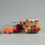 Heißer Verkaufs-Raum-transparente Nahrungsmittelgrad-Plastikbehälter-saugfähige Haustier-Fleischverpackung-Auflagen