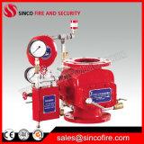 Clapet anti-retour d'alarme sèche de matériel de lutte contre l'incendie avec le prix bon marché