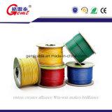 Câble en nylon du câble 16AWG Thhn/Thwn de construction imperméable à l'eau