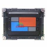 Piccolo passo SMD 3 del pixel di UHD 1.56mm in 1 visualizzazione di fusione sotto pressione del LED