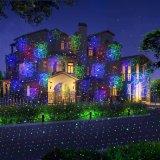 Лазерный свет для использования вне помещений рождественские огни проектор