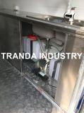 Будочка еды киоска торгового автомата еды изготовленный на заказ