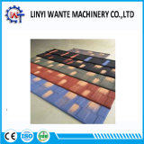Azulejo de azotea acanalado incombustible de la hoja del material para techos de la alta calidad (tipo de la ripia)