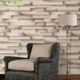 Papier peint à la maison imperméable à l'eau 3D de décor de vinyle de PVC de matériau de construction avec le prix de gros