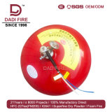 最も遅くハングの保存された圧力乾燥した粉の消火器システム