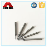HRC55 excellente résistance d'usure Solid Carbide long cou fin Mills