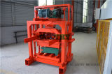 Nouveau Style Qtj4-40 solide en béton La fabrication de briques au Kenya de la machine