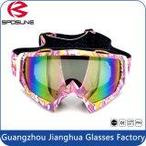 Motorrad-windundurchlässige Sonnenbrille-Sicherheits-Motorrad-Gläser