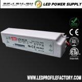 Unidad de la fuente de alimentación de la conmutación del programa piloto de DC24 V LED