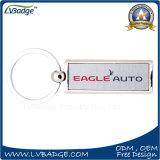 Индивидуальные пользовательские печать металлические цепочки ключей