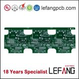 ULの公認の二重味方されたLfHASL厚い銅PCBの製造業