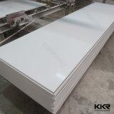 Feuille extérieure solide en pierre artificielle blanche avec l'homologation 061606 de la CE