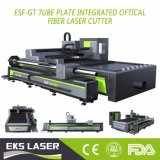 Potência de Laser Esf-Gthigher máquina de corte de chapas metálicas de fibra com 1000 W de potência do laser