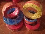 Câble de fil isolé par PVC ignifuge d'en cuivre Zrbv