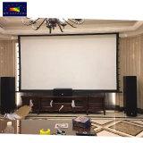 De x-y Schermen Ec2-Wf1PRO Schermen van de Projectie van 110 Duim de lusje-Spanning het Gemotoriseerde/Scherm van de Projector voor het Theater van het Huis