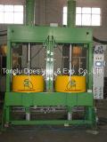 압박 기계를 치료하는 Muilt 층 유압 자동적인 고무 타이어