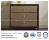 Jogos de madeira modernos econômicos da mobília do quarto do hotel (YB-WS-47)