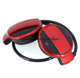 Mini 501 receptor de cabeza sin hilos del jugador de MP3 de la tarjeta del TF del soporte de Bluetooth V4.0 del auricular de Bluetooth mini 501