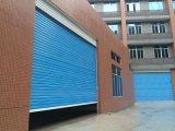 頑丈な防風の抵抗のローラーシャッタードアの工場ドア