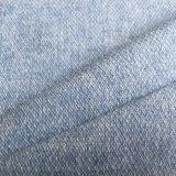El algodón y lana de Tweed mezcladas de tejido de lana para la policía Shirt