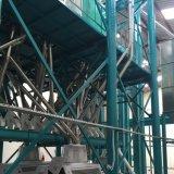 100 toneladas por máquinas comerciais da fábrica de moagem do milho 24h