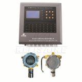Regolatore fisso dell'allarme del rivelatore di gas dell'uscita 4-20mA di uso di industria