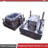 플라스틱 주입 HDPE 회전율 크레이트 상자 형은 정지한다