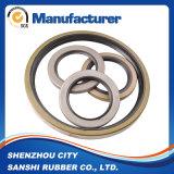 Maquinaria de ingeniería industrial el sello de aceite de goma