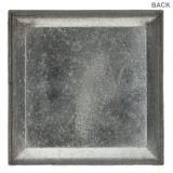 Specchio personalizzato del metallo galvanizzato quadrato domestico della mobilia