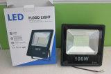 Le lumen élevé le projecteur de l'aluminium 100W DEL de moulage mécanique sous pression