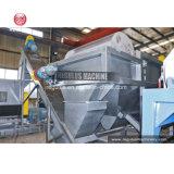 Máquinas de reciclaje de la película PE
