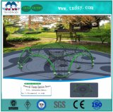 Оборудование спортивной площадки приключения напольное с Slidestxd17-K093A