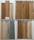 Telha de assoalho de madeira cerâmica da venda quente do material de construção de Foshan