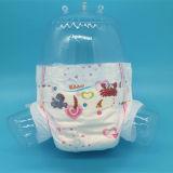 プライベートラベルによって印刷されるOEM等級の赤ん坊のおむつ