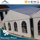 販売の300のゲストの屋外のフランス人PVC Windows教会テント